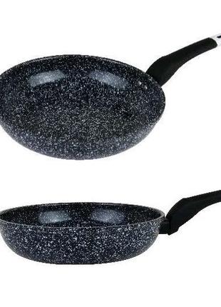Сковорода с гранитным покрытием Ø24см. Edenberg EB-4124
