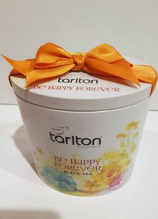 "Подарочный цейлонский чай Тарлтон Tarlton ""Счастье"" 100г"
