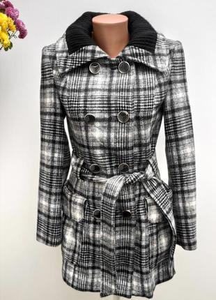 Пальто кашемірове розмір наш 46 ( а-12)