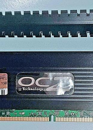 Оперативная память DDR2 OCZ Reaper 1066MHz 1GB OCZ2RPR10662GK