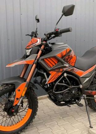 Новинка 2020 кроссовий мотоцикл