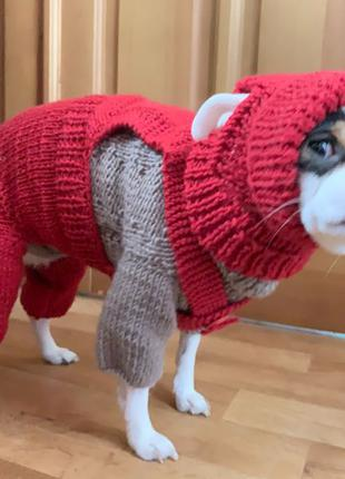Тёплая одежда для собак / одежда для собак