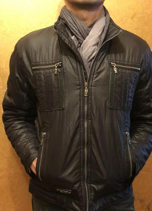 Зимняя мужская куртка на синтепоне/чоловіча куртка