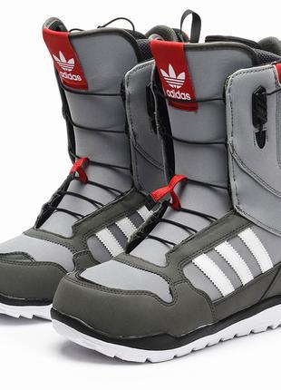 Сноубордические ботинки Adidas ZX 500, US8