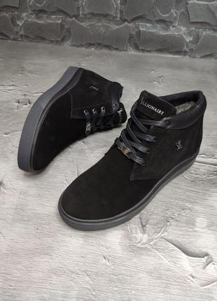Зимние мужские ботинки billionaire ❄️