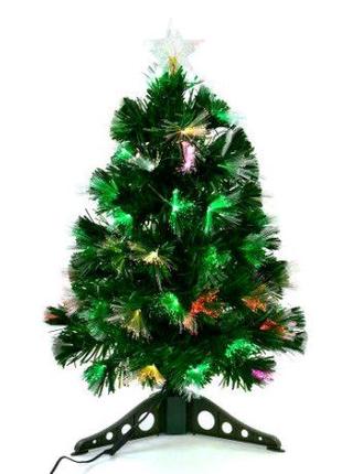 Искусственная ёлка с подсветкой (60 см, 55 веток) C29330