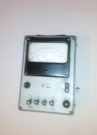 Испытатель параметров транзисторов ИПТ Л2-1
