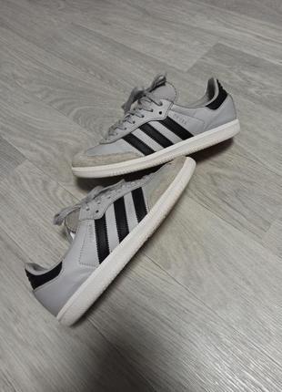 Кроссовки/кеды adidas samba  размер 35.5/22 см