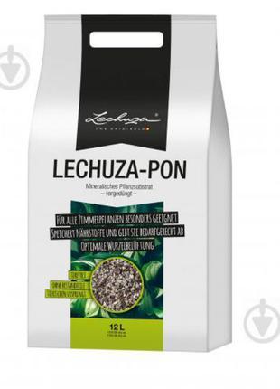 Субстрат LECHUZA PON для суккулентов, кактусов, орхидеи