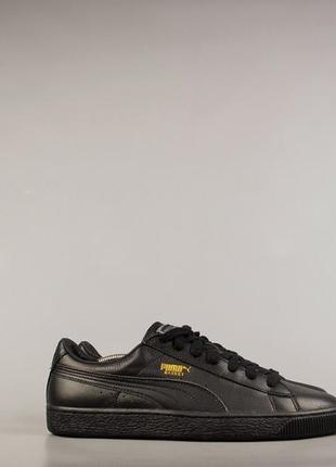 Мужские кроссовки puma basket, р 45