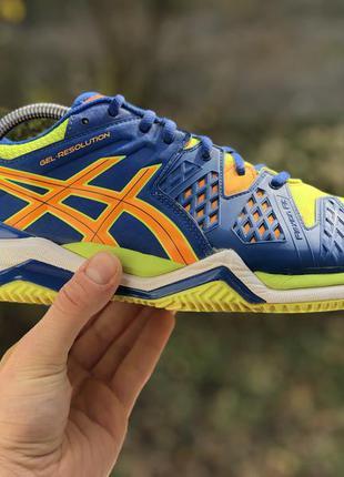 Asics gel resolution тенісні (гандбольні, волейбольні) кросівк...