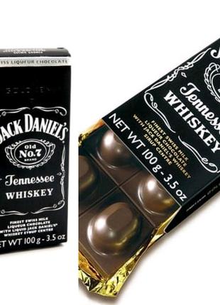 Швейцарский шоколад Goldkenn Jack Daniels с виски.