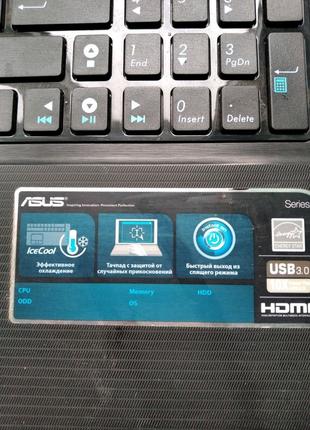 Ноутбук ASUS x55a sx101d