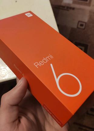 Xiaomi redmi 6 (4 /64) - global
