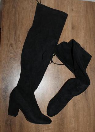 Сапоги ботфорты new look, 41 размер