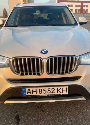 Продам авто BMW X3 2016