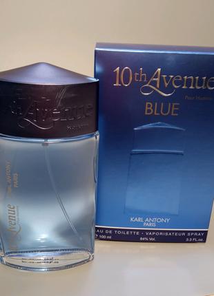 Мужская туалетная вода 10th  Avenue Blue 100 мл