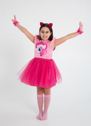 Карнавальный костюм My Little Pony Pinkie Pie Пинки Пай