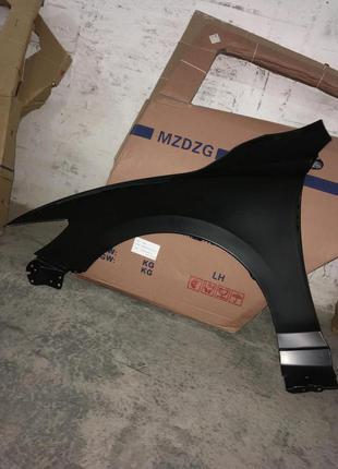 Mazda6,Mazda CX-5, крыло переднее