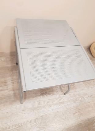 Стол IKEA металлический оригинал