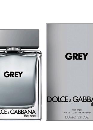 Dolce&Gabbana The One Grey (100 ml)  Грей Дольче Габана