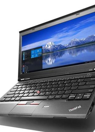 """Ноутбук Lenovo ThinkPad X230 12"""" i3 8GB RAM 500GB HDD"""