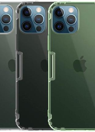 Ультратонкий чехол Nillkin для iPhone 12Mini/12Max/12Pro/12Pro Ma
