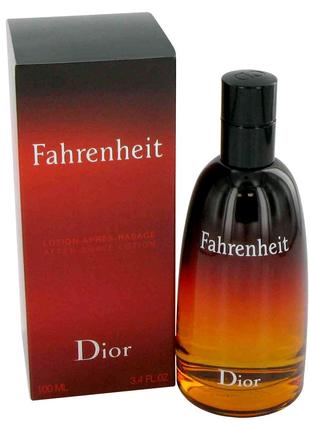 Dior Fahrenheit (edt 100ml