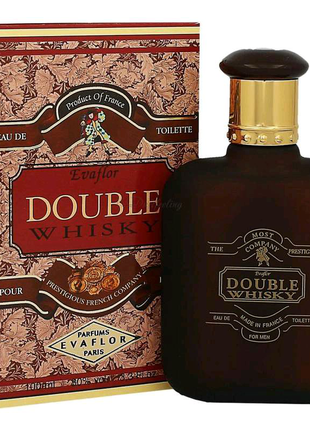 Double Whisky pour Homme (edt 100ml) Дабл виски