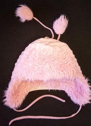 Шапки шапочки зимние разные для девочки