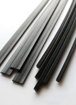 HDPE 5 пластиковые прутки черные полоса треугольник пайка ремонт