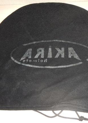 Чехол для шлема akira р.44см х 45см