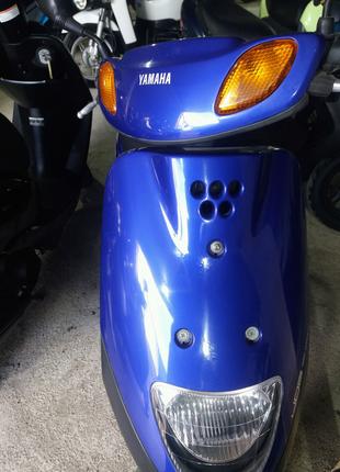 Yamaha без пробега по Украине.