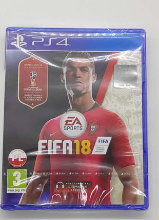 Игра для PS4 FIFA 18 PS4