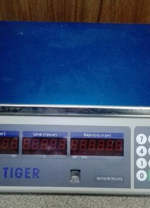 Торговые весы Mettler Toledo Tiger 15