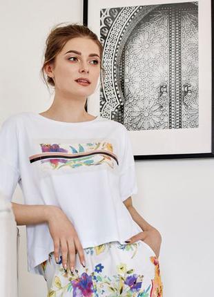 Burvin блузка 7874 белая