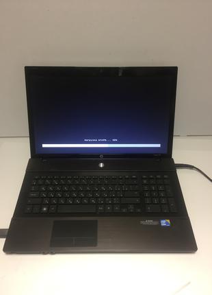 """Игровой ноутбук HP ProBook 4720s с большим дисплеем 17"""", core i5"""