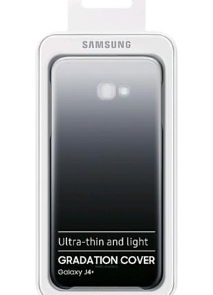 Оригінальний чохол Samsung J4+(J415) Gradation Cover