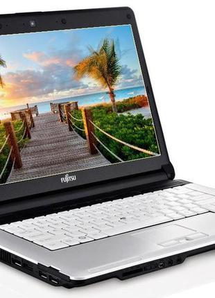 """Ноутбук Fujitsu LifeBook S760 13"""" i5 8GB RAM 500GB HDD"""