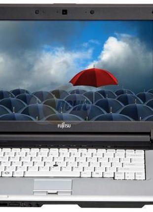 """Ноутбук Fujitsu LifeBook S710 14"""" i5 8GB RAM 500GB HDD"""