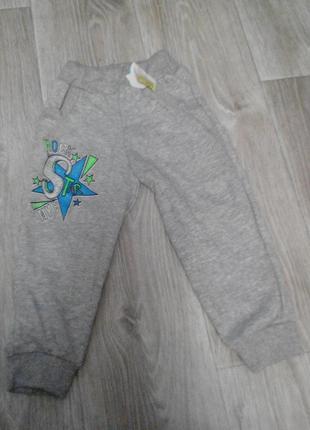 Детские штаны (начес)