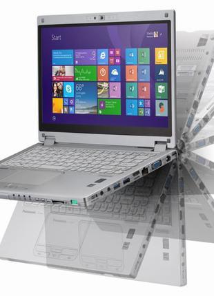 """Ноутбук Panasonic ToughBook CF-MX4 12"""" Full HD i5 4GB RAM 240GB S"""