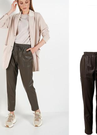 Burvin брюки 7313 пудра