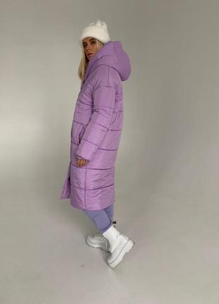 🔥 длинная зимняя куртка пальто