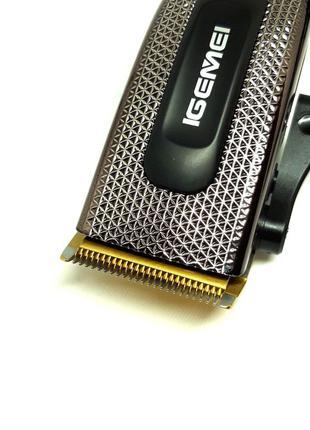 Профессиональная машинка для стрижки Gemei GM-837