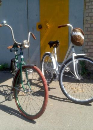 Прокат ретро велосипедов для фотосъемок и свадьбы