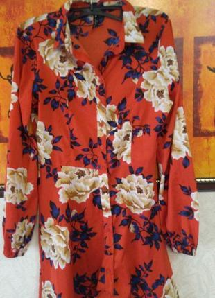 Красное платье индия