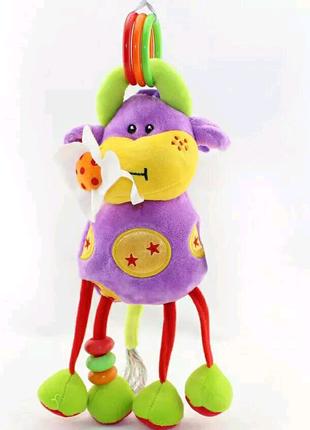 Мягкая игрушка подвеска