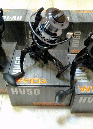 Продам карповые катушки Weida HV40;50;60