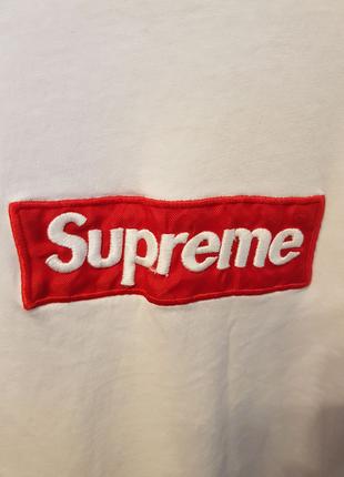 Supreme футболка
